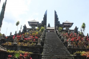 Stairs to Mother Temple